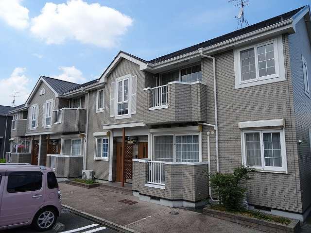 奈良県葛城市、大和新庄駅徒歩16分の築14年 2階建の賃貸アパート