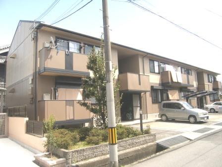奈良県葛城市、磐城駅徒歩24分の築20年 2階建の賃貸アパート