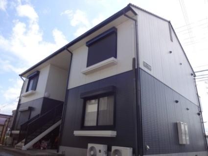 奈良県橿原市、坊城駅徒歩15分の築21年 2階建の賃貸アパート