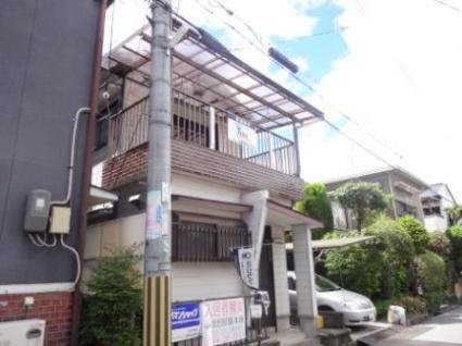 奈良県橿原市、坊城駅徒歩12分の築47年 2階建の賃貸一戸建て
