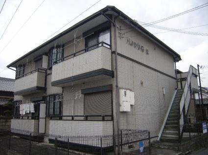 奈良県葛城市、尺土駅徒歩10分の築21年 2階建の賃貸アパート