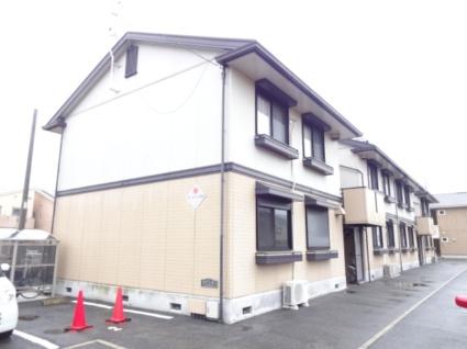 奈良県大和高田市、五位堂駅徒歩25分の築22年 2階建の賃貸アパート