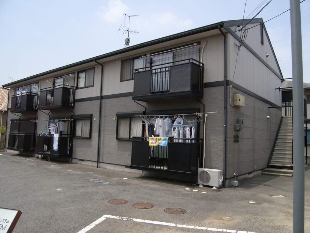 奈良県北葛城郡広陵町、五位堂駅徒歩20分の築18年 2階建の賃貸アパート