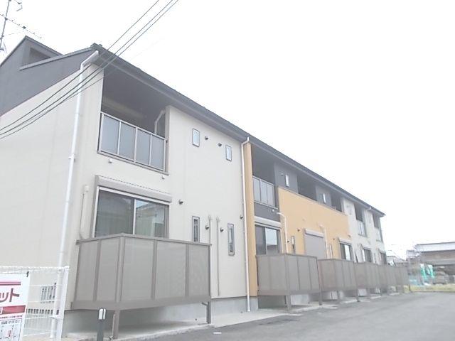 奈良県大和高田市、大和新庄駅徒歩19分の築6年 2階建の賃貸アパート