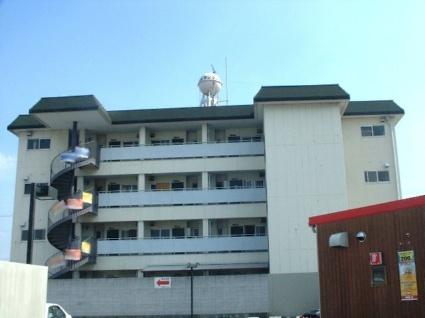 奈良県大和高田市、高田市駅徒歩5分の築38年 4階建の賃貸マンション