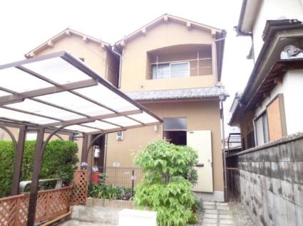奈良県大和高田市、尺土駅徒歩12分の築27年 2階建の賃貸一戸建て