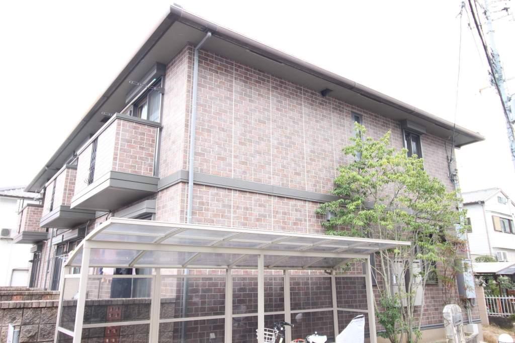 奈良県大和高田市、大和高田駅徒歩9分の築11年 2階建の賃貸アパート