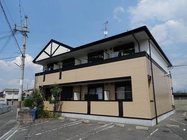 奈良県葛城市、磐城駅徒歩25分の築14年 2階建の賃貸アパート