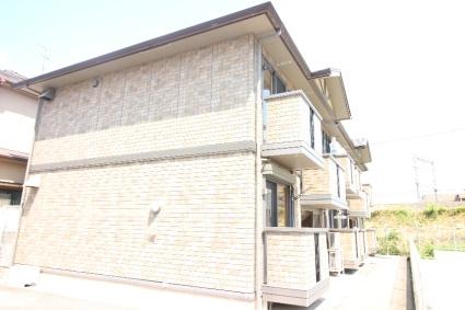 奈良県大和高田市、大和高田駅徒歩7分の築10年 2階建の賃貸アパート