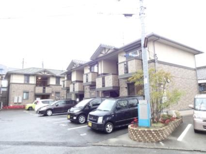 奈良県大和高田市、築山駅徒歩1分の築10年 2階建の賃貸アパート