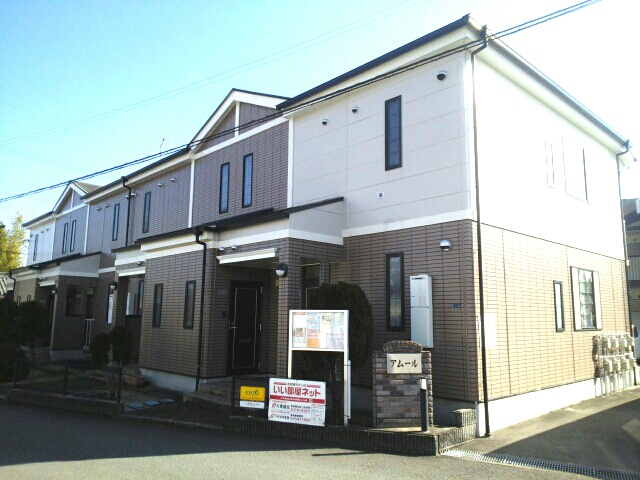奈良県五條市、五条駅徒歩13分の築17年 2階建の賃貸アパート