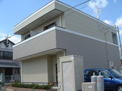 奈良県北葛城郡広陵町、五位堂駅徒歩30分の築14年 2階建の賃貸アパート