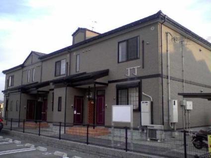 奈良県御所市、御所駅徒歩9分の築13年 2階建の賃貸アパート