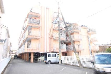奈良県大和高田市、高田市駅徒歩12分の築28年 5階建の賃貸マンション