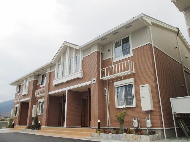 奈良県葛城市、磐城駅徒歩8分の築4年 2階建の賃貸アパート