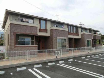 奈良県五條市、五条駅徒歩11分の築5年 2階建の賃貸アパート