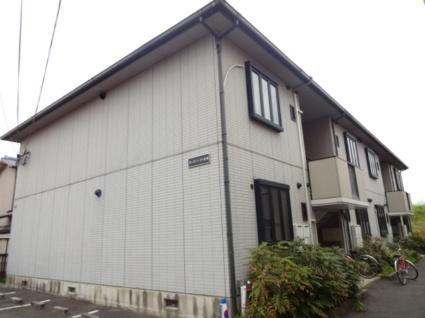 奈良県磯城郡川西町、結崎駅徒歩5分の築20年 2階建の賃貸アパート