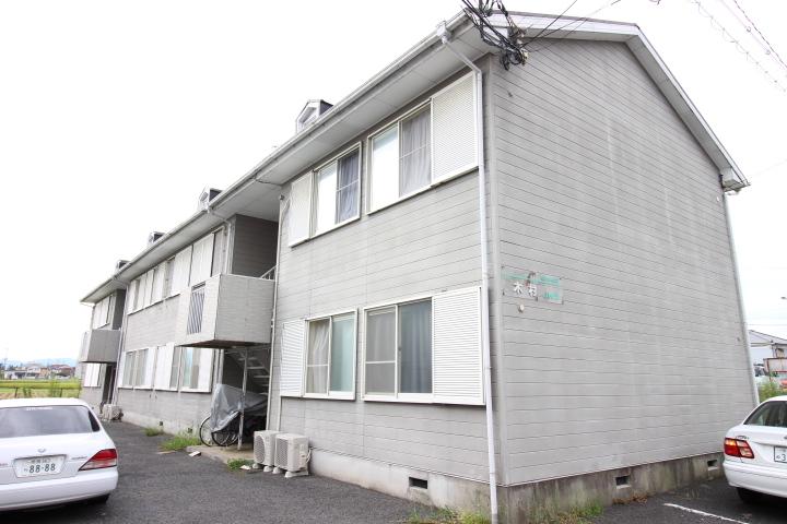 奈良県橿原市、畝傍駅徒歩12分の築26年 2階建の賃貸アパート
