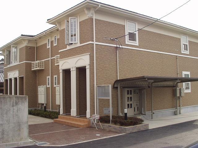奈良県五條市、五条駅徒歩25分の築11年 2階建の賃貸アパート