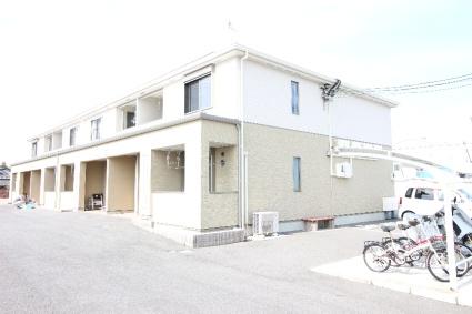 奈良県北葛城郡広陵町、箸尾駅徒歩20分の築2年 2階建の賃貸アパート