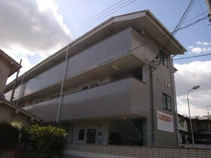 奈良県大和高田市、築山駅徒歩8分の築28年 3階建の賃貸アパート
