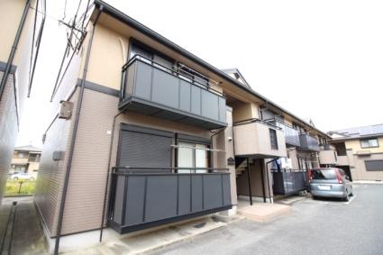 奈良県桜井市、香久山駅徒歩8分の築17年 2階建の賃貸アパート