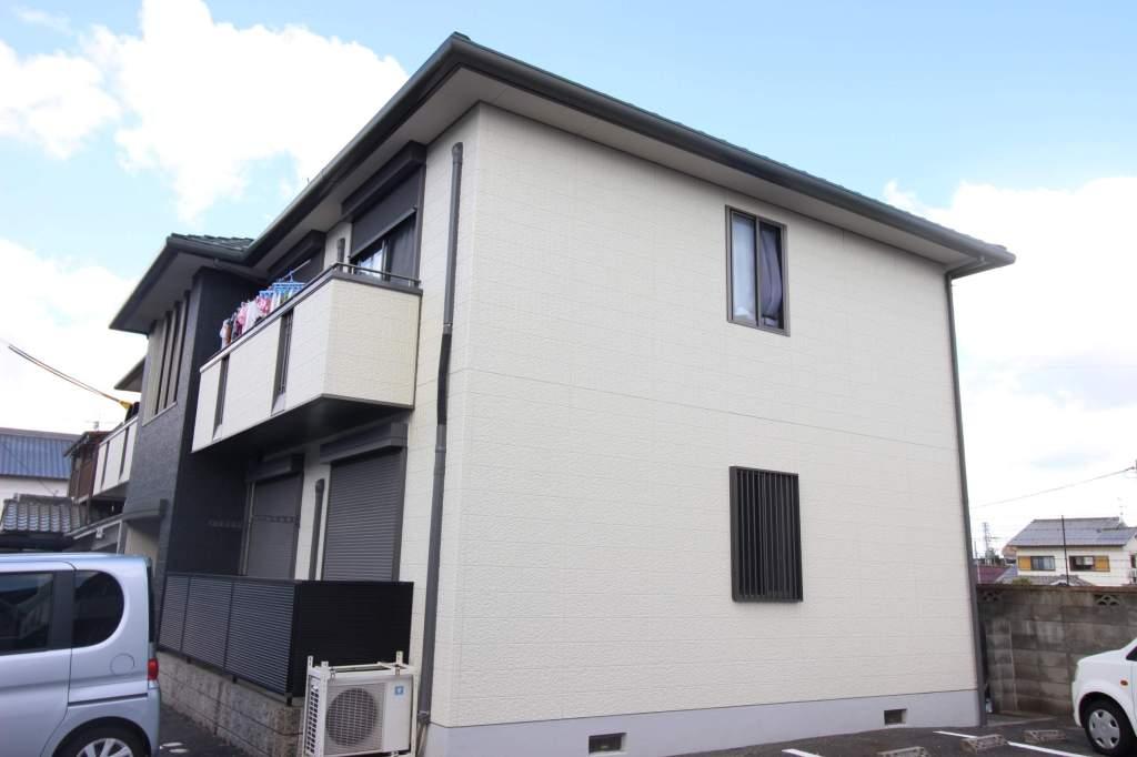 奈良県葛城市、尺土駅徒歩4分の築15年 2階建の賃貸アパート