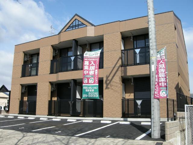 奈良県御所市、御所駅徒歩3分の築10年 2階建の賃貸アパート