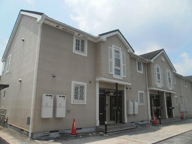 奈良県五條市、五条駅徒歩13分の築14年 2階建の賃貸アパート