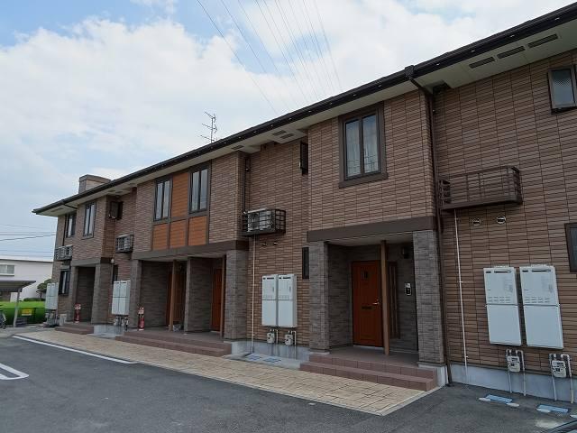 奈良県葛城市、当麻寺駅徒歩10分の築8年 2階建の賃貸アパート