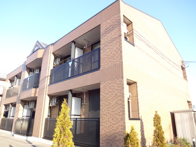 奈良県北葛城郡広陵町、香芝駅徒歩24分の築7年 2階建の賃貸アパート