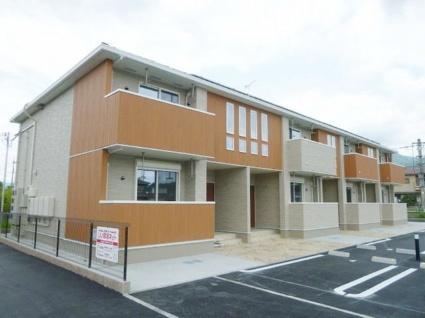 奈良県五條市、五条駅徒歩4分の築3年 2階建の賃貸アパート