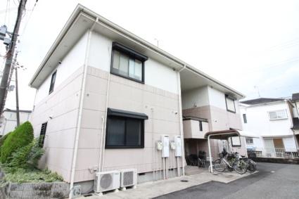奈良県桜井市、大福駅徒歩3分の築23年 2階建の賃貸アパート