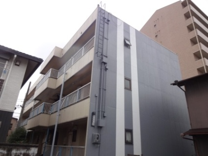 奈良県橿原市、八木西口駅徒歩10分の築33年 3階建の賃貸マンション