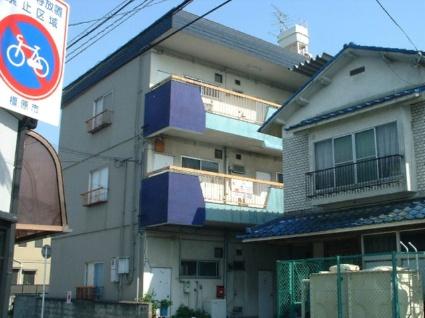 奈良県橿原市、真菅駅徒歩2分の築38年 3階建の賃貸マンション
