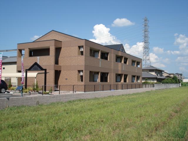 奈良県大和高田市、尺土駅徒歩13分の築7年 2階建の賃貸アパート