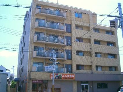 奈良県大和高田市、大和高田駅徒歩10分の築30年 6階建の賃貸マンション