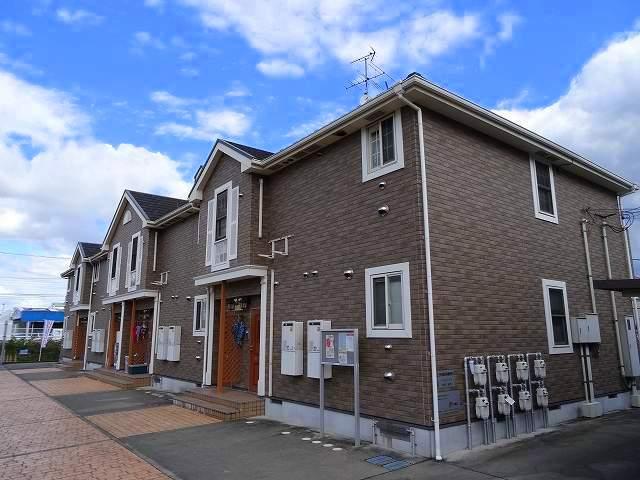 奈良県葛城市、磐城駅徒歩20分の築13年 2階建の賃貸アパート