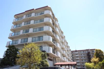 奈良県大和高田市、高田駅徒歩8分の築37年 6階建の賃貸マンション