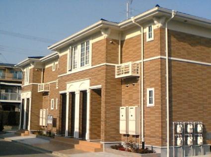 奈良県大和高田市、大和新庄駅徒歩20分の築10年 2階建の賃貸アパート