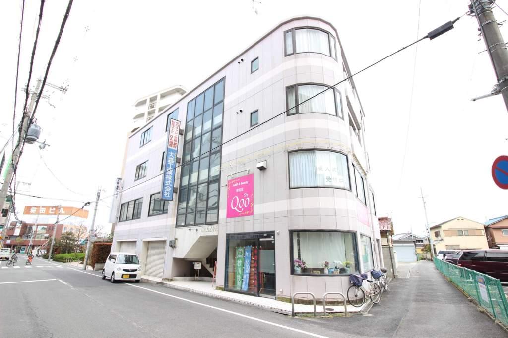 奈良県大和高田市、高田市駅徒歩3分の築29年 4階建の賃貸マンション