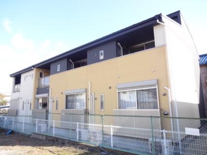 奈良県大和高田市、高田市駅徒歩6分の築6年 2階建の賃貸アパート