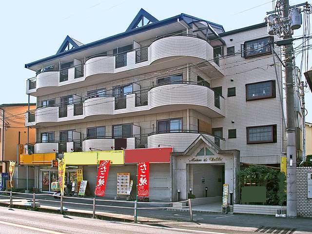 奈良県葛城市、尺土駅徒歩3分の築26年 4階建の賃貸マンション