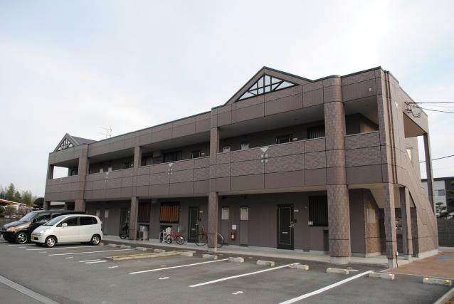奈良県御所市、御所駅徒歩13分の築12年 2階建の賃貸アパート