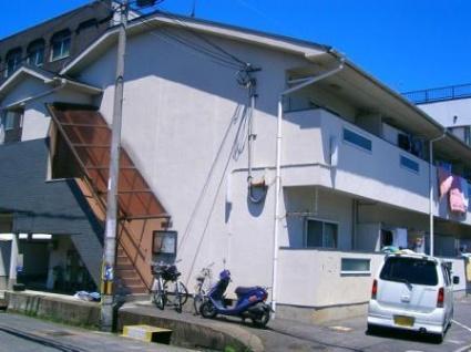 奈良県大和高田市、大和高田駅徒歩15分の築24年 2階建の賃貸アパート