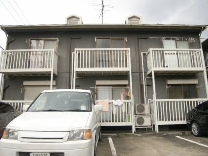 奈良県大和高田市、高田市駅徒歩16分の築25年 2階建の賃貸アパート
