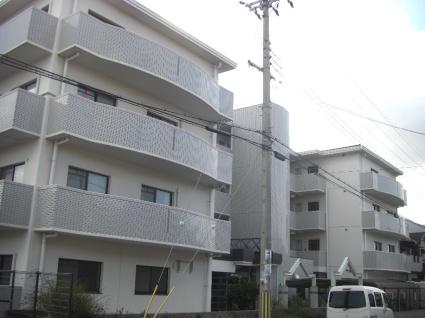 奈良県香芝市、JR五位堂駅徒歩16分の築28年 4階建の賃貸マンション
