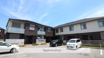 奈良県大和高田市、高田駅徒歩18分の築4年 2階建の賃貸アパート