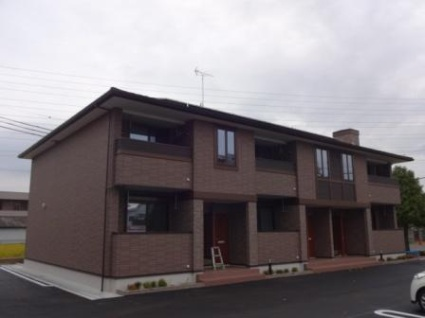 奈良県大和高田市、高田駅徒歩17分の築3年 2階建の賃貸アパート