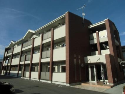 奈良県北葛城郡広陵町、築山駅徒歩25分の築5年 3階建の賃貸マンション